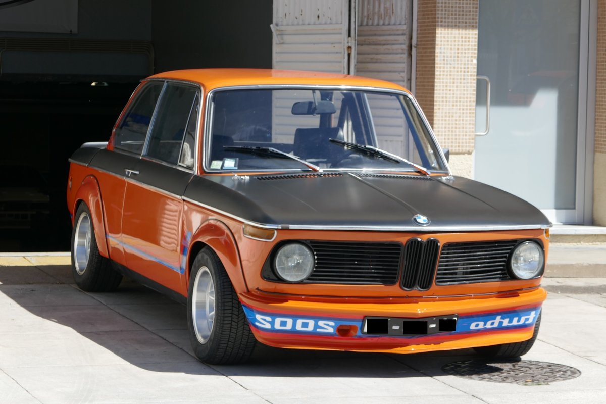 1968 BMW 2002 Turbo look Fabulous For Sale (picture 1 of 6)
