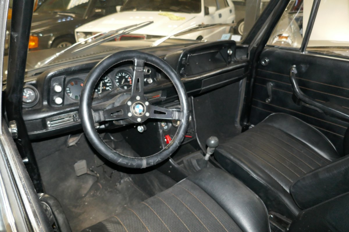1968 BMW 2002 Turbo look Fabulous For Sale (picture 4 of 6)