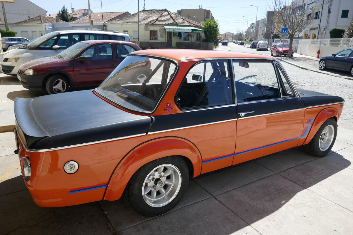 1968 BMW 2002 Turbo look Fabulous For Sale (picture 5 of 6)