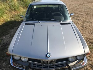 1975 BMW E3 Automatic For Sale