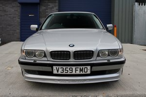 2000 Bmw 750il sport e38 - full bmw service + low For Sale