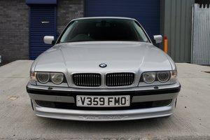 2000 Bmw 750il sport e38 - full bmw service + low