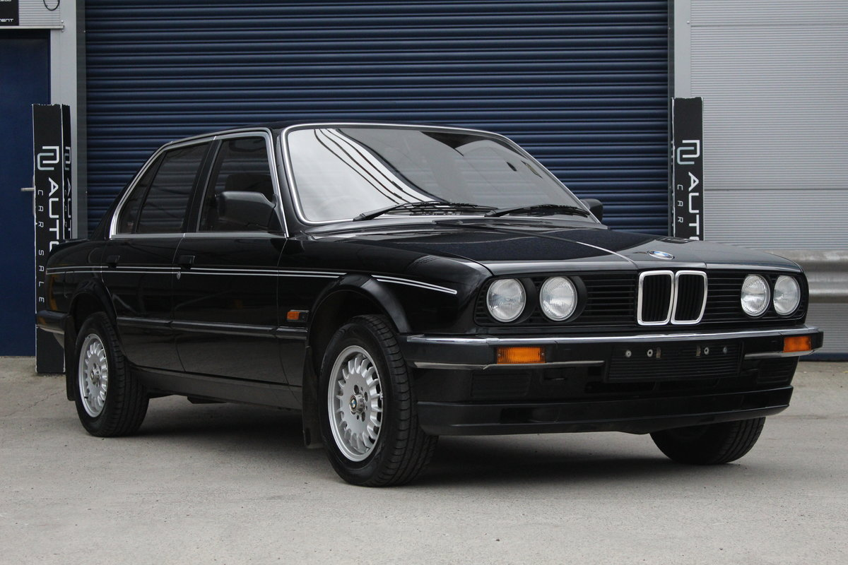 1984 BMW 318i e30 stunning example SOLD For Sale (picture 1 of 6)