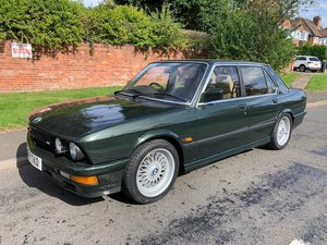 1987 Bmw m535i restored For Sale