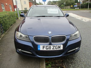 2011 11 plate BMW Touring 2ltr Diesel 6 speed SE model Mot April  For Sale