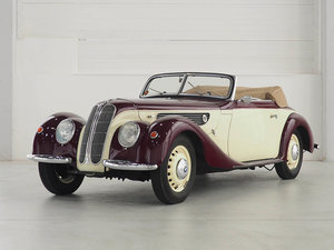 1939 BMW 327 Sport-Kabriolett