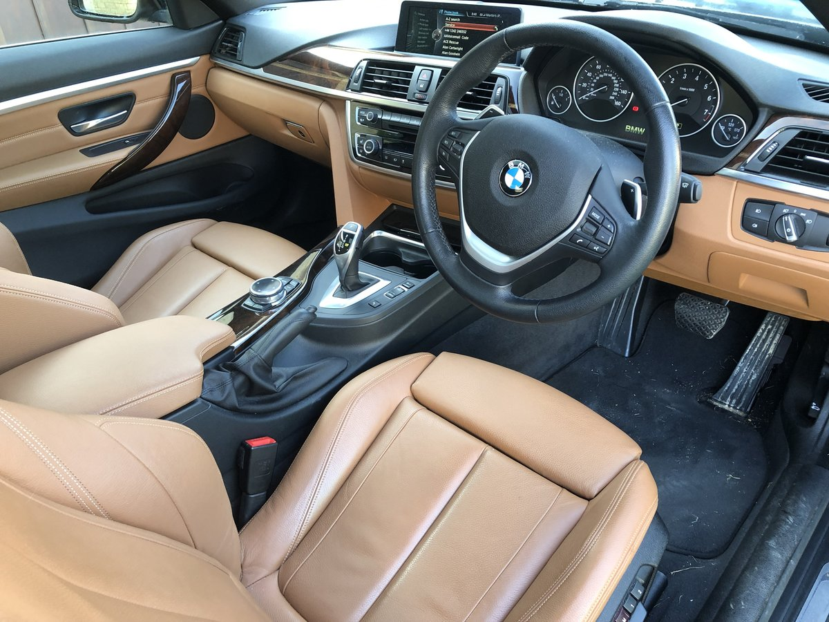 2014 BMW 4 series 435i Luxury,M-Sport Active suspension For Sale (picture 3 of 3)