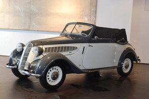 1937 BMW 320 Cabriolet Karosserie Drauz (ohne Limi