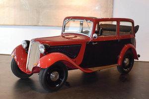 1935 BMW 315 Cabrio-Limousine (No reserve)