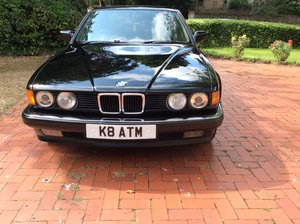 1993 BMW with very low millage Immaculate!!