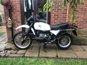 1990 R80 GS For Sale