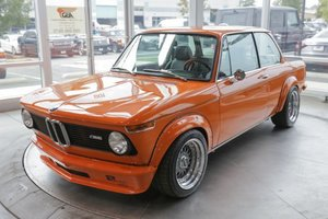 1976 BMW 2002 Coupe = Custom M2 Clone Faster & Fun D.river $58.9k For Sale