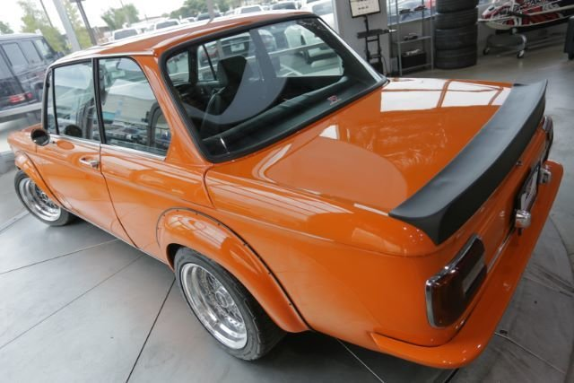 1976 BMW 2002 Coupe = Custom M2 Clone Faster & Fun D.river $59.9k For Sale (picture 2 of 6)