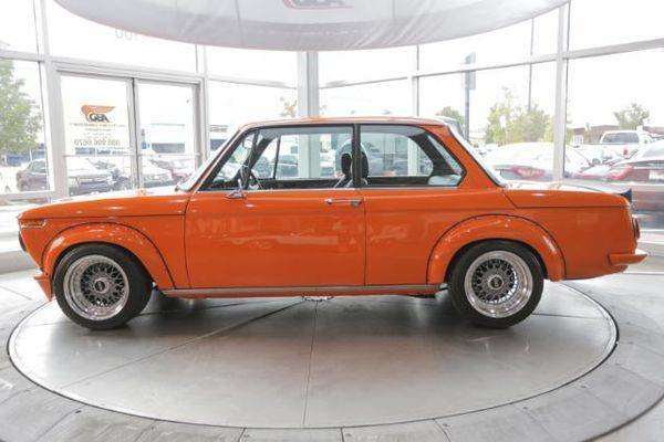 1976 BMW 2002 Coupe = Custom M2 Clone Faster & Fun D.river $59.9k For Sale (picture 6 of 6)