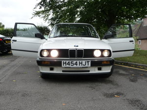 1990 Low Mileage BMW E30 316i Auto 2dr For Sale