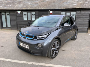2016 BMW i3 Suite Range Extender 94Ah (16) For Sale