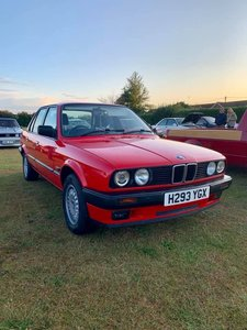 1990 bmw E30 saloon 318i auto For Sale