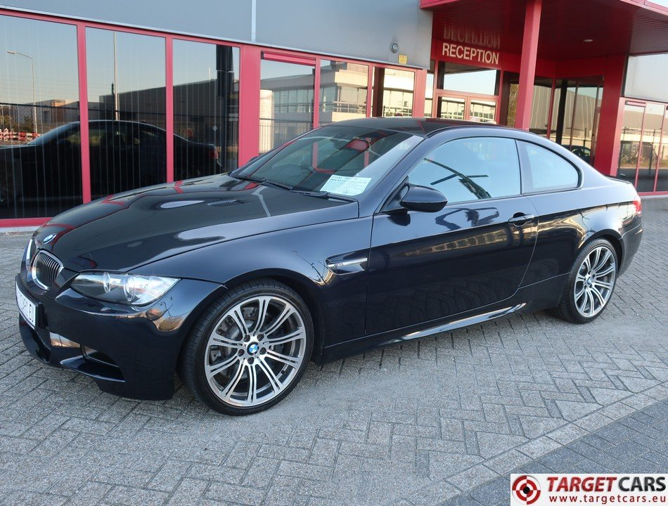 2008 BMW M3 E92 Coupe 6-Speed Manual 420HP 4.0I RHD For Sale (picture 1 of 6)
