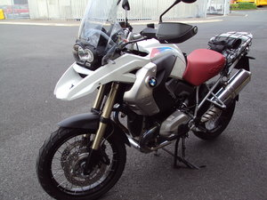 2010 BMW R1200GS 30YR Anniversary Model