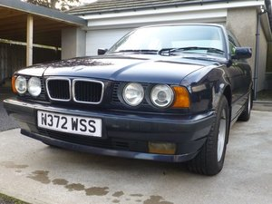 1996 BMW E34 525i SE 24V Auto, For Sale
