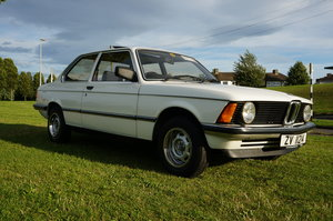 1982 BMW E21 316 1.8 Auto only 60k - timewarp condition NEW PRICE