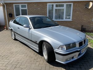 1994 E36 M3 3.0 Coupe 5 Speed Manual For Sale