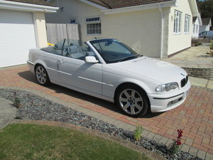 2001 BMW 3 Series CONVERTABLE For Sale