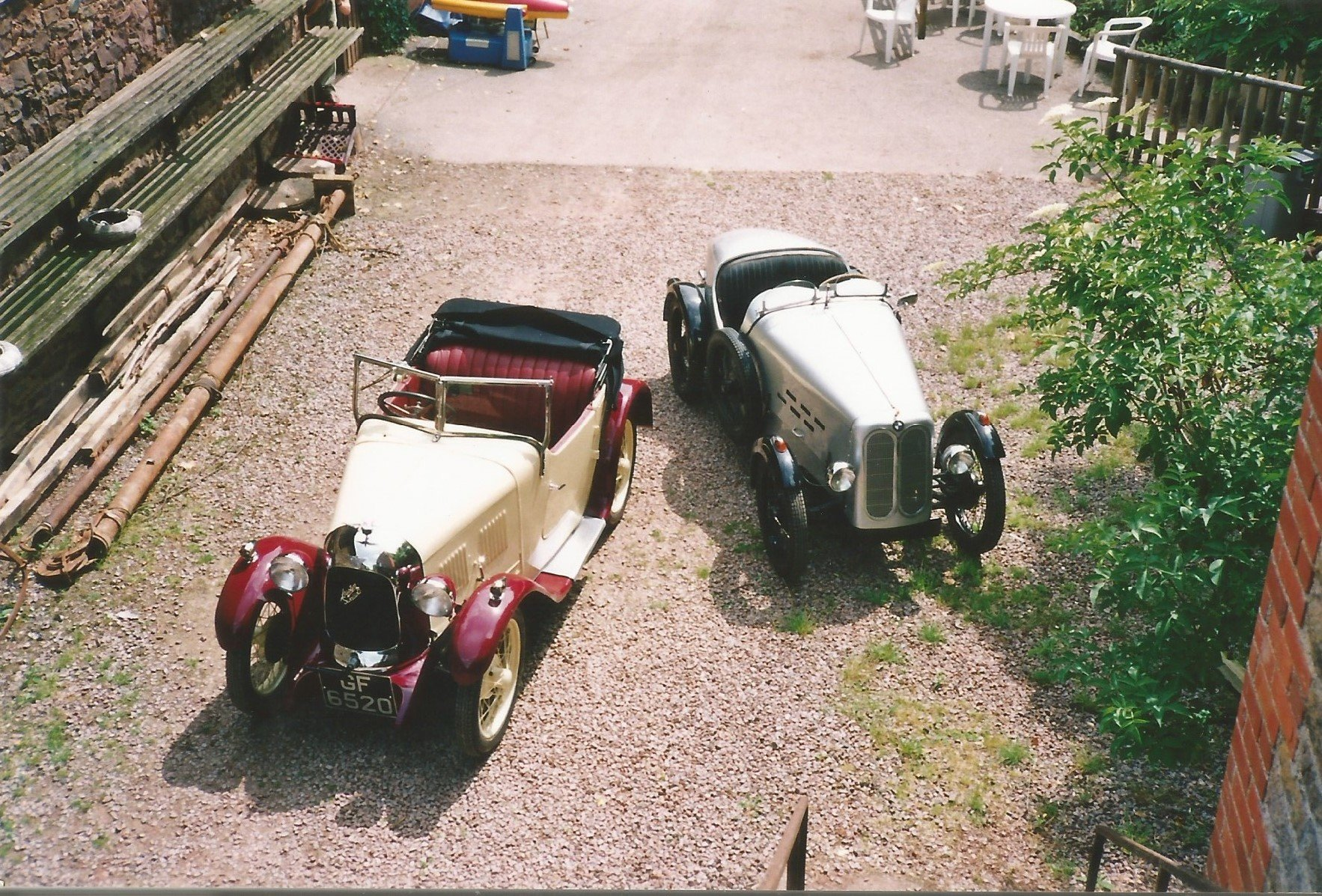 1929 BMW Austin 7 Fitted with JHLE sports600 body For Sale (picture 2 of 6)