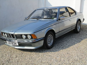 1980 BMW 635i  **Rare 2 Door Auto** For Sale
