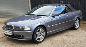 2003  Only 50k Miles - Immaculate E46 320 (2.2) Auto Convertible For Sale