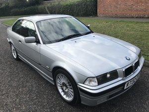1998 BMW 328i auto Coupe E36