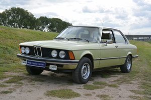 BMW 316 E21 1978 Matching Numbers Revised