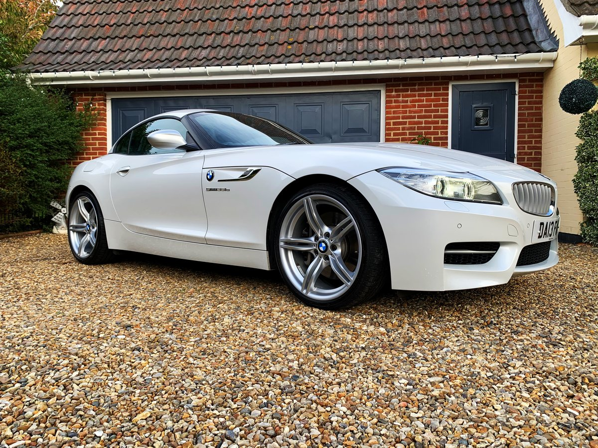 2013 BMW Z4 sDrive35is (340-bhp) 35i 6 cylinder 1 former keeper For Sale (picture 1 of 6)