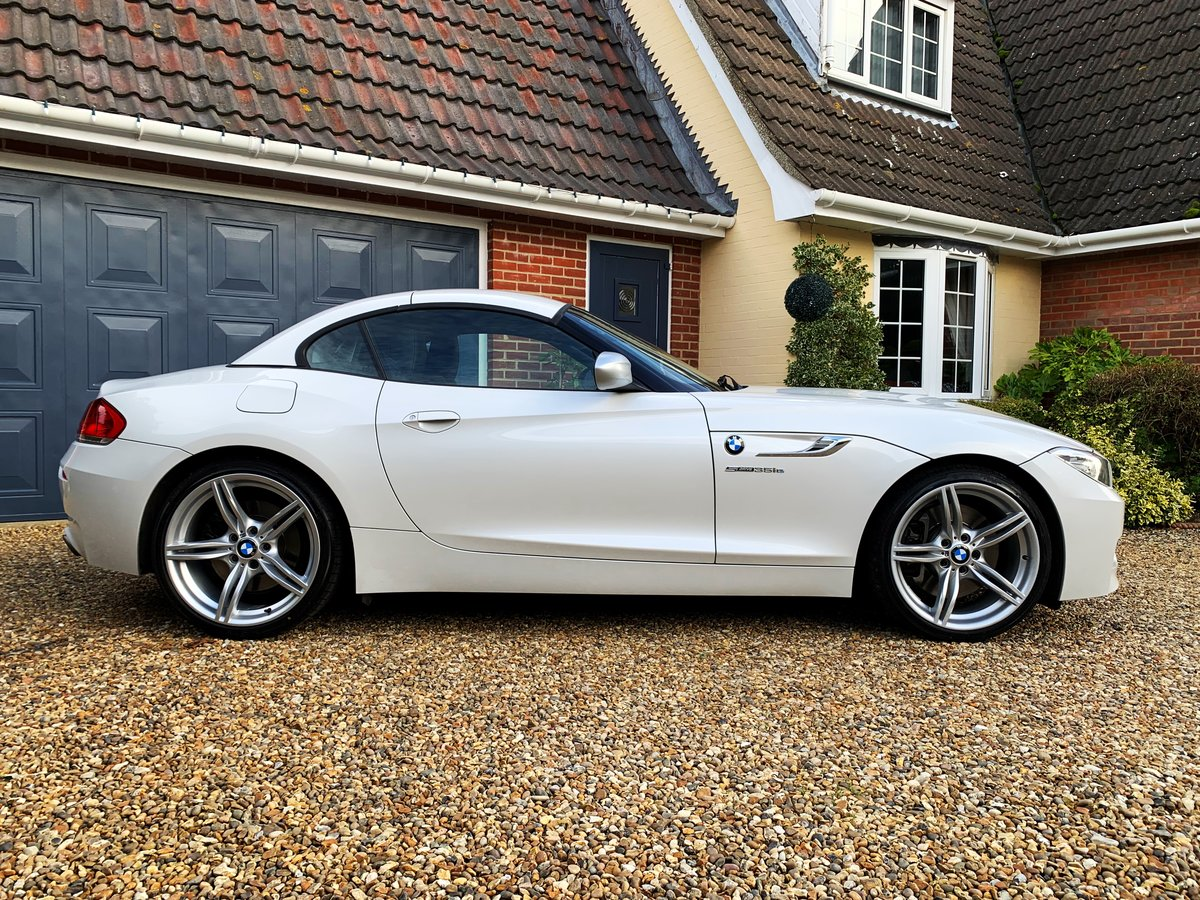 2013 BMW Z4 sDrive35is (340-bhp) 35i 6 cylinder 1 former keeper For Sale (picture 2 of 6)