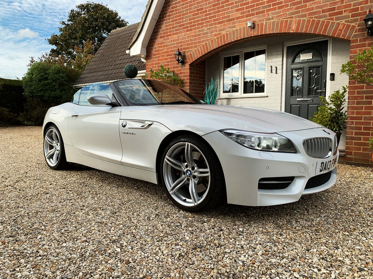 2013 BMW Z4 sDrive35is (340-bhp) 35i 6 cylinder 1 former keeper For Sale (picture 3 of 6)