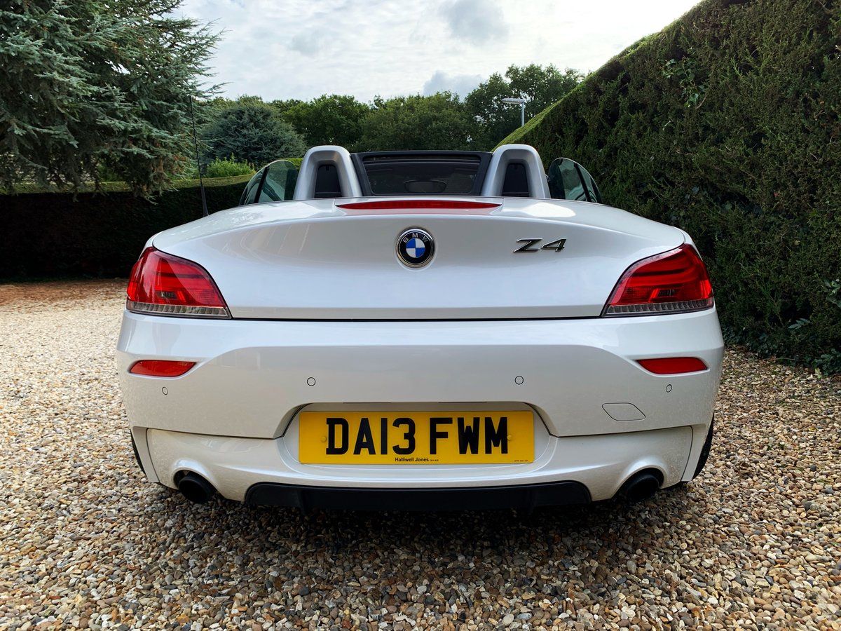 2013 BMW Z4 sDrive35is (340-bhp) 35i 6 cylinder a rare car For Sale (picture 4 of 6)