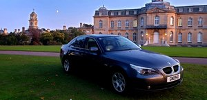 2005 LHD BMW 5 Series  525d, LEFT HAND DRIVE For Sale