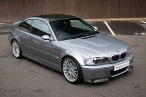 2004/04 BMW M3 CSL