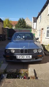 1988 BMW 3 Series Family car from new