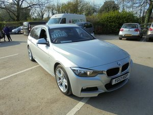 BMW 320d m sport touring 2013 immaculate low miles For Sale