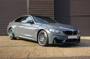 2016 BMW F82 M4 3.0 Competition Pack DCT Coupe (21,600 miles) SOLD