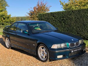 1997 BMW M3 (E36) 3.2 Coupe **£4,000 Spent 2019, Press Featured**