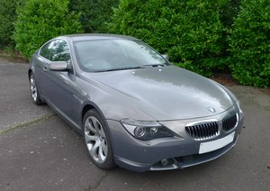 2006 BMW 650i Sports Coupe