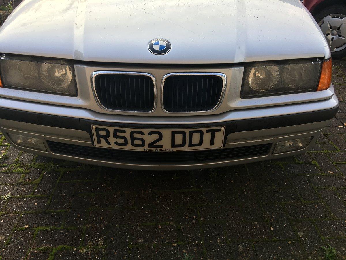 1998 BMW 318 auto Concorse  condition For Sale (picture 1 of 6)
