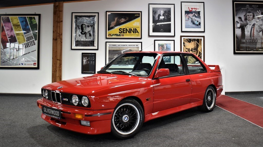 2000 BMW M3 2.3LHD For Sale (picture 1 of 6)