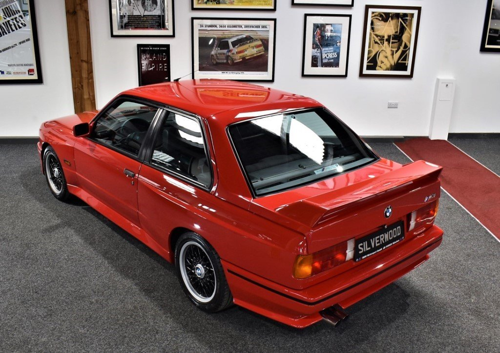 2000 BMW M3 2.3LHD For Sale (picture 4 of 6)