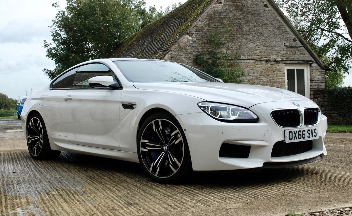 2016 BMW M6 4.4 DCT COUPE For Sale (picture 1 of 6)