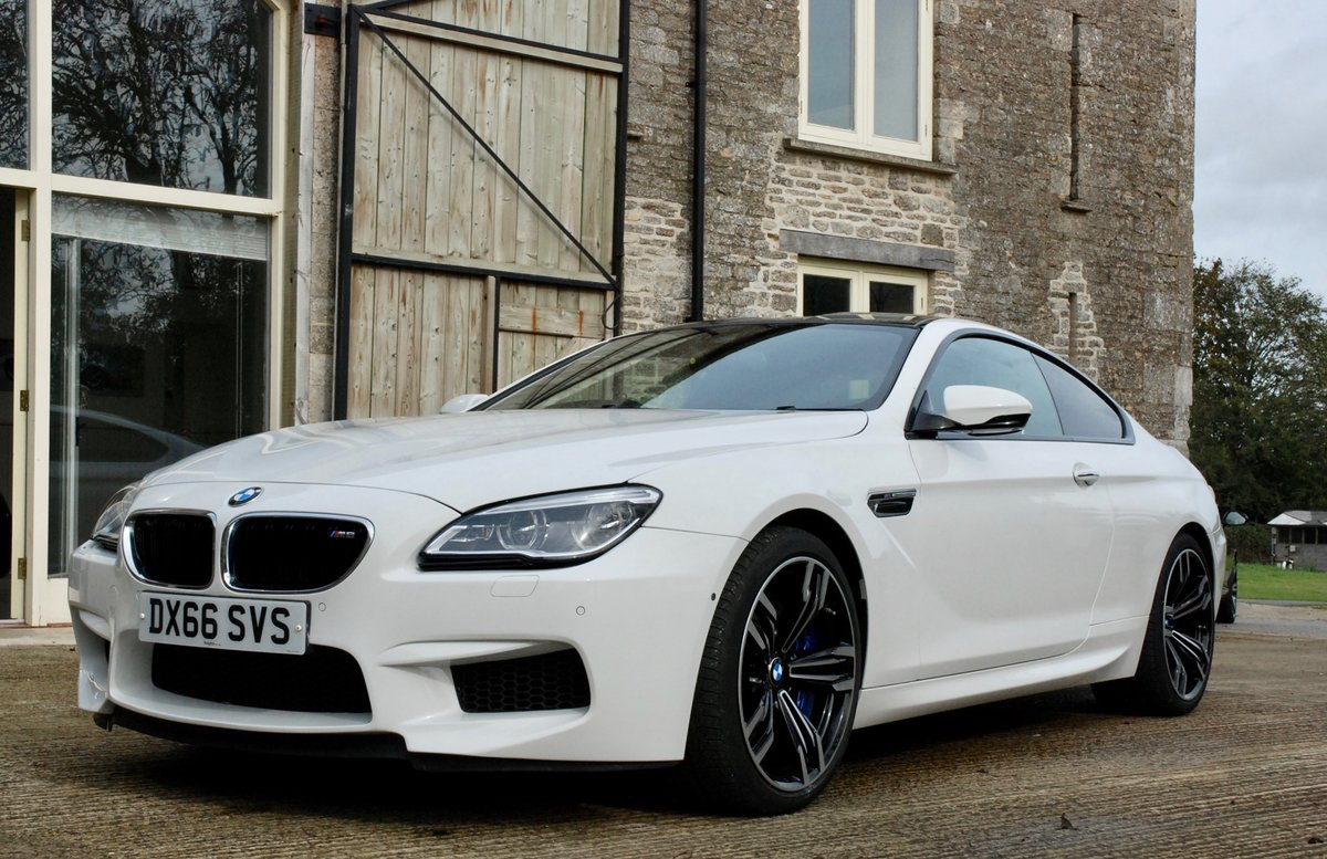 2016 BMW M6 4.4 DCT COUPE For Sale (picture 2 of 6)