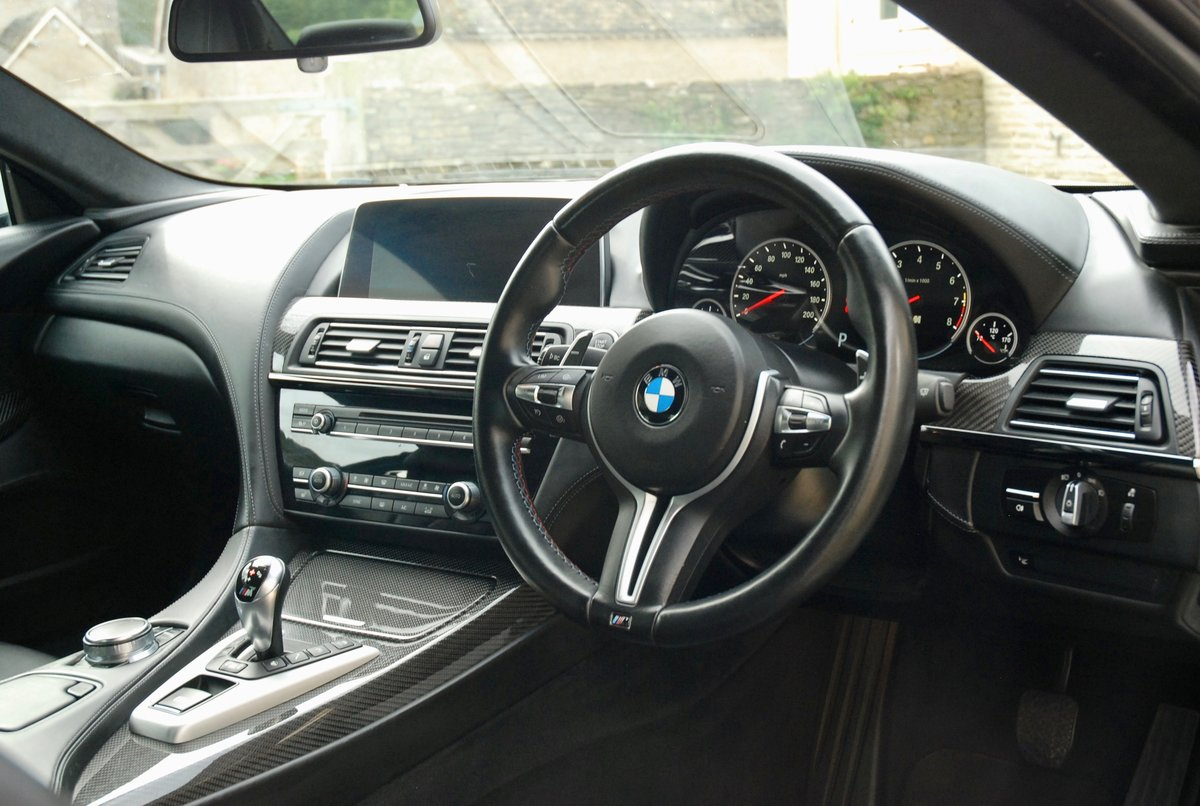 2016 BMW M6 4.4 DCT COUPE For Sale (picture 4 of 6)