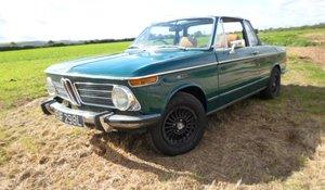 1973 BMW 2002 Baur